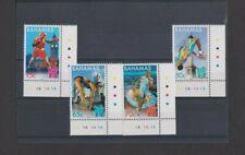 Bahamas 2012 Olympic Games London set MNH per scan