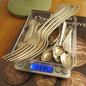 LOT OF STERLING SILVER SCAP OR USE 361GRAMS/11.6 TROY OZ.