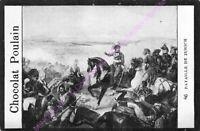 CHROMO CHOCOLAT POULAIN HISTOIRE Bataille de Zurich n 86