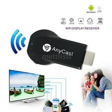 AnyCast MEDIA PLAYER TV STICK CHROMECAST WiFi Display DONGLE CHROME HD 1080P