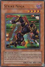 YU-GI-OH, Strike Ninja, Ur, ioc-007, TOP