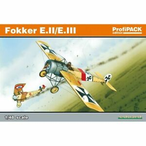 Eduard Edua8156 FOKKER E. III 1/48