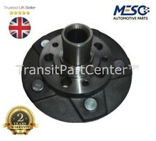 O.E. QUALITY FRONT WHEEL HUB FORD TRANSIT MK6 2000-2006 WITH SINGLE REAR WHEEL