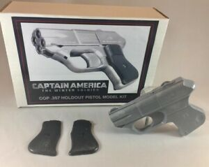 Captain America Winter Soldier COP .357 Pistol Resin Prop Model Kit
