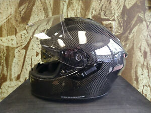 Scorpion EXO-ST1400 Carbon Full Face Street Helmet Black Large 75-1303L