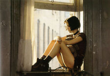 "LEON THE PROFESSIONAL MOVIE Silk Fabric Poster 11""x17"" Natalie Portman"
