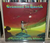 CROWNED IN EARTH - A VORTEX IN EARTHLY CHIMES - LP