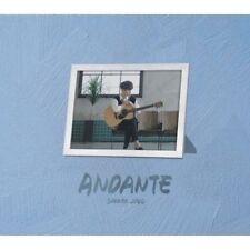 Guitarist Jung Sungha - [Andate] 8th Album CD+Booklet K-POP Sealed Genius Kid