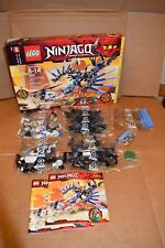 LEGO Ninjago Lightning Dragon Battle 2521 – The Golden Weapons - New with Box
