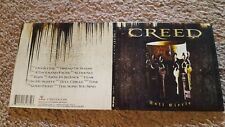 Creed CD Full Circle 2009