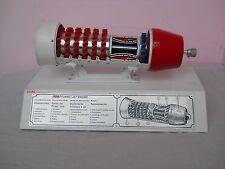 GAS TURBINE-TURBOJET ENGINE MODEL LABGO SD10