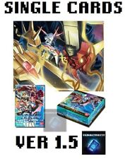 Digimon Card Game 2020 - Special Booster Ver 1.5 - Singles BT01-03 ENGLISH TCG