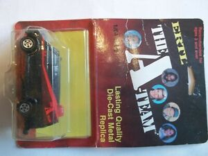 ERTL 1823 The A Team Van - 1/64 - Mint on Sealed Card from 1983