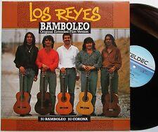 Los Reyes Bamboleo 1988 12in Maxi Latin Extd. Film Version