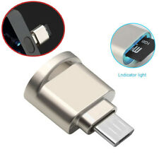 Alloy Micro USB OTG TF Mini Card Reader Adapter Converter For Android Phones *i