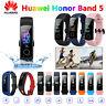 Huawei Honor Band 5 0.95'' Smart Watch Wristband AMOLED 5ATM Heart Rate Monitor