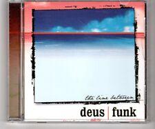 (HJ810) Deus Funk, The Line Between - 2008 CD