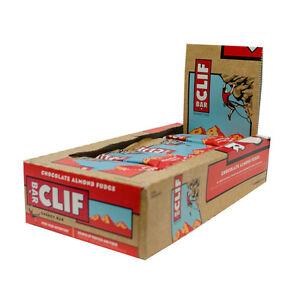 27,36€/kg CLIF BAR Riegel 12er Box MIX BOX Testpaket 12x68g Hafer Protein Energy