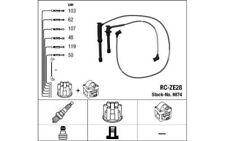 NGK Juego de cables encendido MAZDA MX-3 MX-6 XEDOS 626 FORD USA PROBE 9874