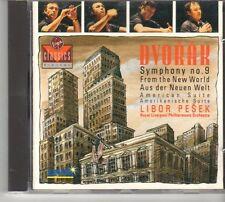 (ES33) Dvořák: Symphony #9, American Suite - 1988 CD