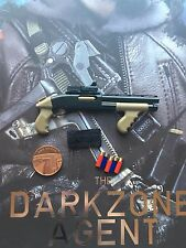 Virtual Toys The Dark Zone Agent Shotgun & Shells loose 1/6th scale