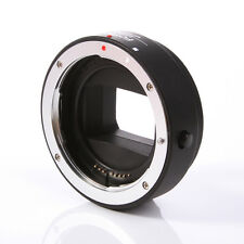 FOTGA Electronic Auto Focus AF Adapter Canon EOS EF-S Lens To Sony NEX E A7 A7R