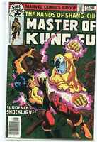 Master of Kung Fu 72 VF/NM Marvel Comics (1977)  CBX1D