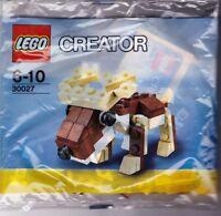 LEGO CREATOR REINDEER 30027   ** BRAND NEW , SEALED BAG ** DATED 2011