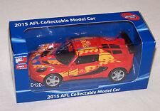 Gold Coast Suns 2015 AFL Collectable Lotus Elise Model Car New