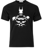 Batman Arkham Knight Mens T-Shirt Black Size XL