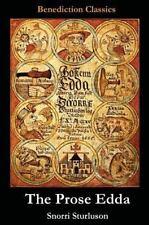 Prose Edda: By Sturluson, Snorri