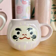 Starbucks Mug Cup Daruma 2020 Tokyo Pink