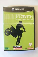 Jeremy McGrath Supercross World Complet PAL FR Nintendo Gamecube