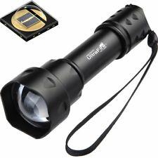 UltraFire UF-T20IR 850nm Adjustable Focus Night Vision Fill Light IR Flashlight