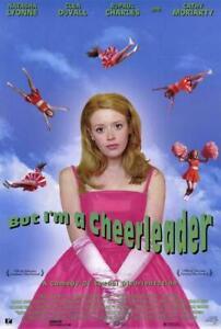 But I'm a Cheerleader Movie POSTER 11 x 17 Natasha Lyonne, Clea DuVall, A