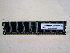 ATP 2GB 2x 1GB DDR-400 PC3200 DIMM Memory AB28L72Q8SHC4S