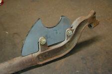1935 1936 Ford Rear Radius Rods Wishbone Mounts 35 36