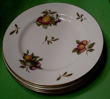 Set of (6) Spode Reproduction Blenheim # 2311 circa 1815 SALAD plates.