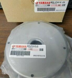 New OEM Yamaha Brake Drum  Raptor 90 Grizzly 90 YFZ50     BD3-F531E-20  U13