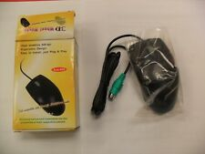 NEW Black PS2 Scroll Mouse PS/2 for Compaq Dell HP IBM Sony Gateway Clone
