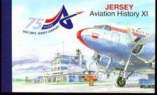 Jersey 2012 Markenheft Geschichte der Luftfahrt postfrisch