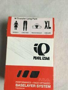 Women's Pearl Izumi Transfer Long Pant Pant Size  XL,L,M.