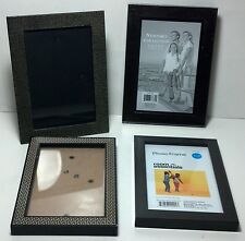 """Picture frames - Set of four different frames holds 4"""" x 6"""" photos"""