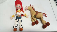 Toy Story Dolls - Jessie and Bullseye