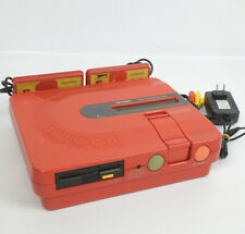 TWIN FAMICOM SHARP Console System AN500-R Ref/432542 Game