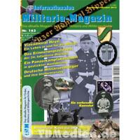 Internationales Militaria-Magazin IMM 163 DRK Panzerkampfabzeichen Marine 2. WK