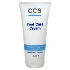Reino Unido Ccs 100% urea cuidado de los pies Crema 175 Ml seco y duro, rugoso, Agrietados Tacones Callos