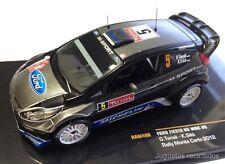 IXO MODELS FORD FIESTA RS WRC Tanak RAM490 Rally Montecarlo 2012 DIECAST