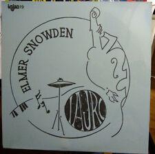 Elmer Snowden - Jazz Collection Volume 12 - LP