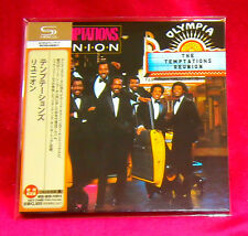 The Temptations Reunion SHM MINI LP CD JAPAN UICY-75480